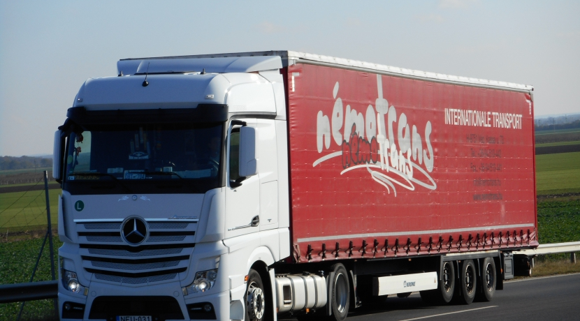 Mercedes Benz Actros MP4, EURO 6