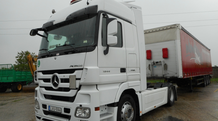 Mercedes Benz Actros MP3, EURO 5 + EEv
